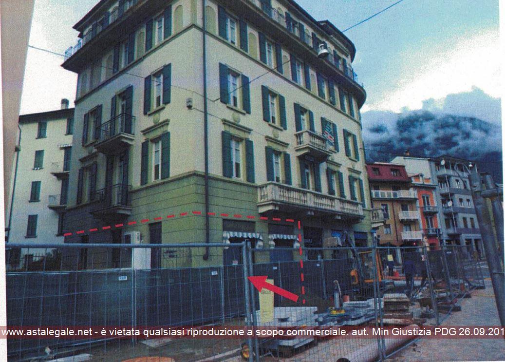 Sondrio (SO) Piazzale Bertacchi, 81 - Condominio Airale