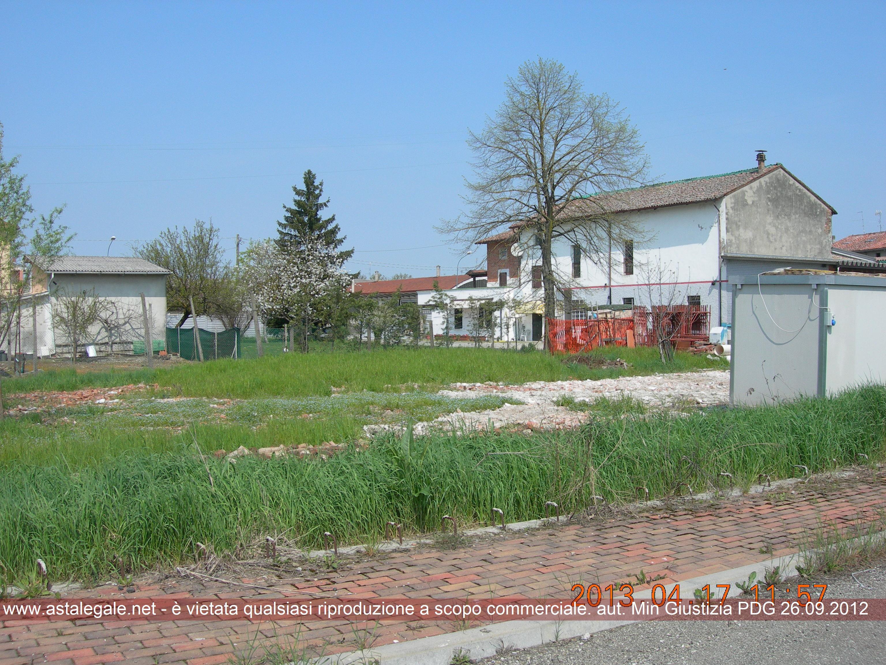 Polesine Zibello (PR) Frazione Polesine Parmense, Via Cassina