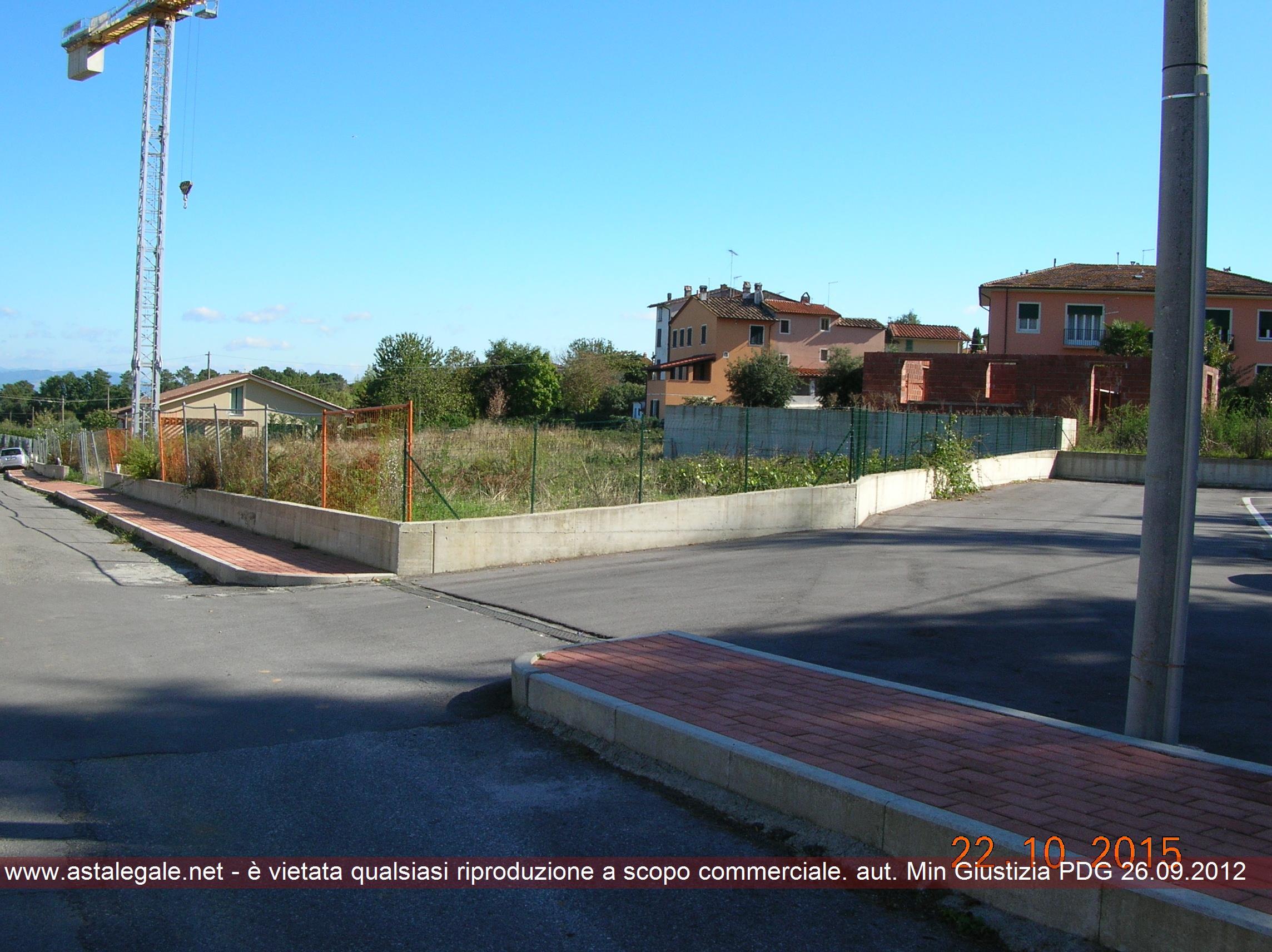 Capannori (LU) Frazione Colle di Compito - Via Di Retaio angolo Via Ronchi snc