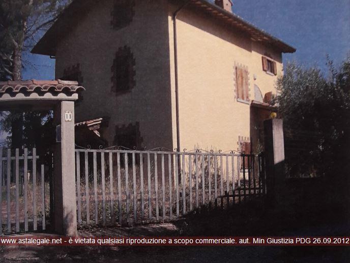 Umbertide (PG) Frazione Verna - Via Chierruzzi 20
