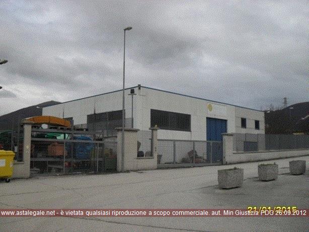 Nocera Umbra (PG) Localita' Campodarco - Via Parrano snc