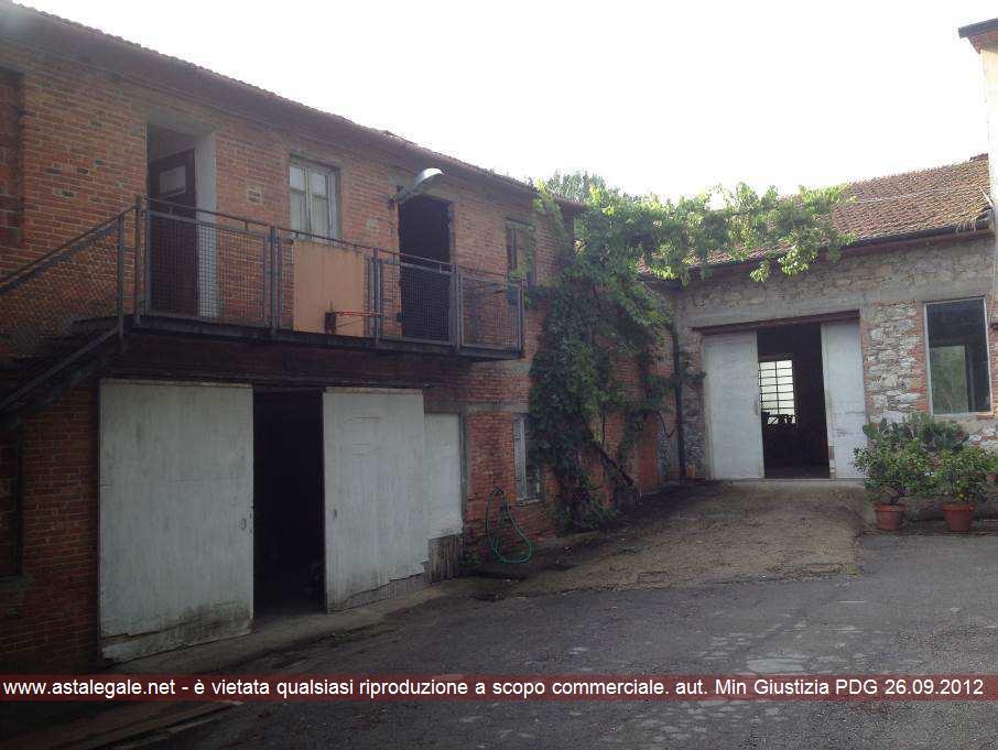 Capannori (LU) Frazione Segromigno in Piano, Via Dei Bocchi