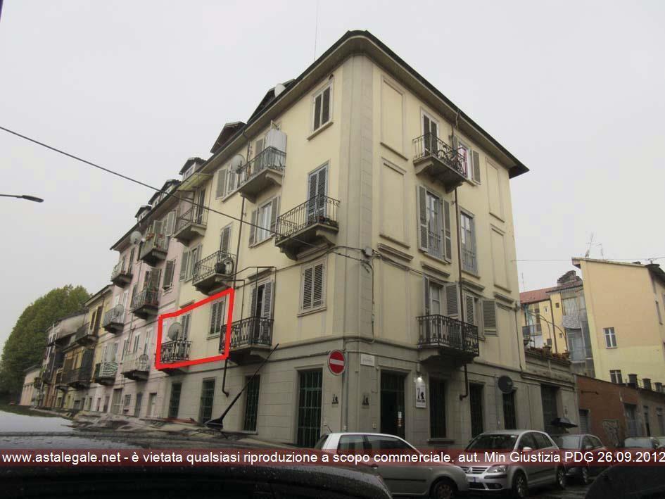 Torino (TO) Via VALPRATO 15