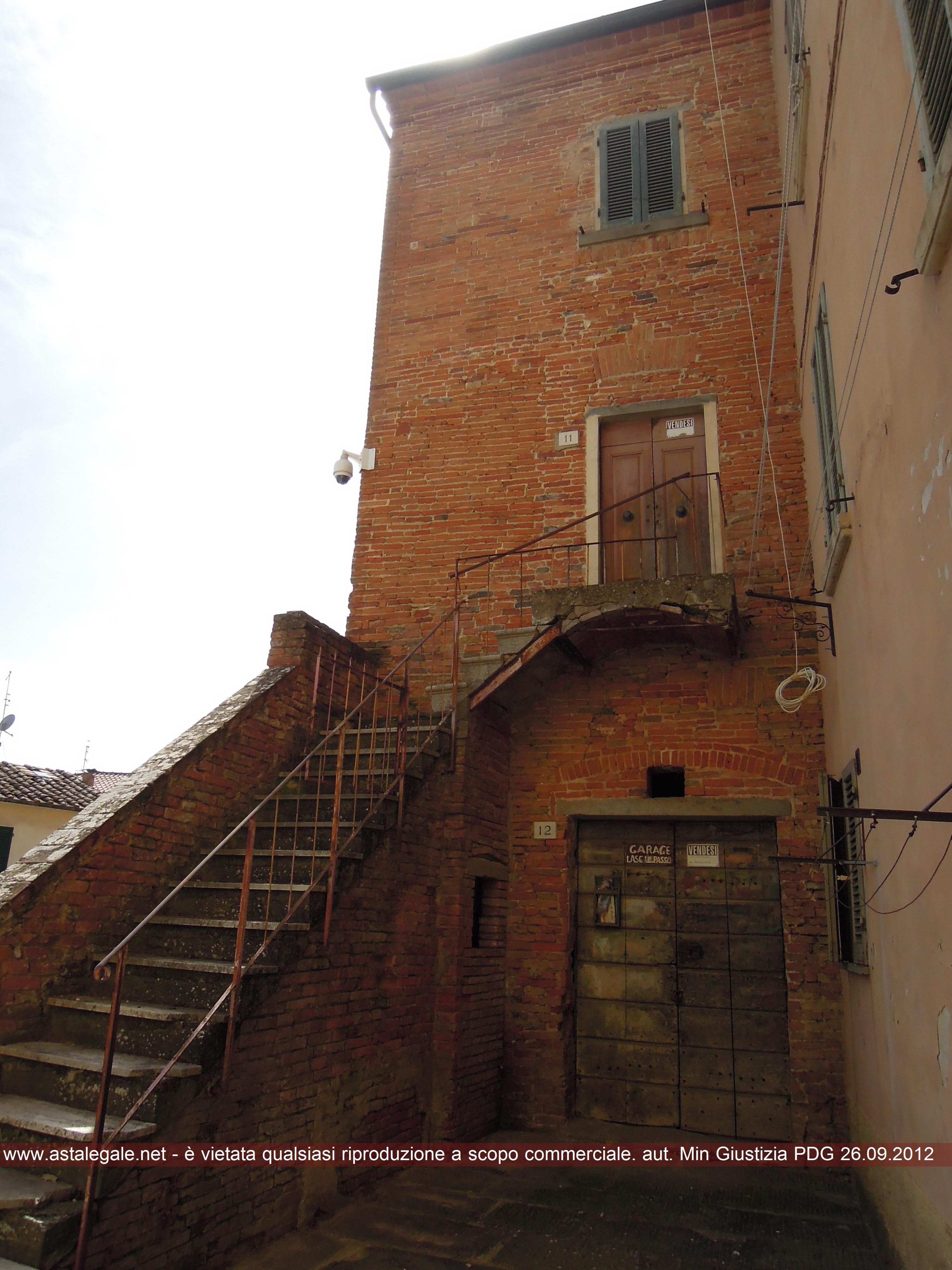 Foiano Della Chiana (AR) Piazza Santa Cecilia 11