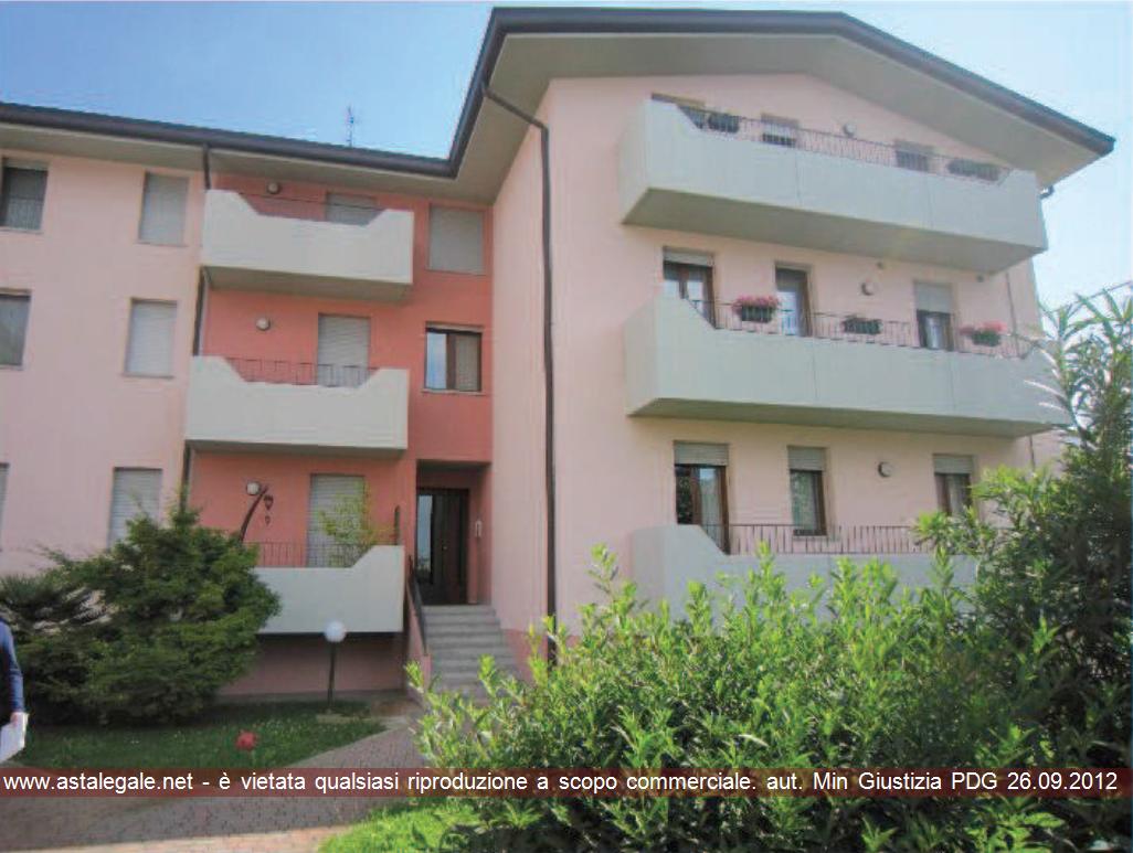 Rubano (PD) Localita' Bosco, Via Cavallotto 9/A scala B, int. 4