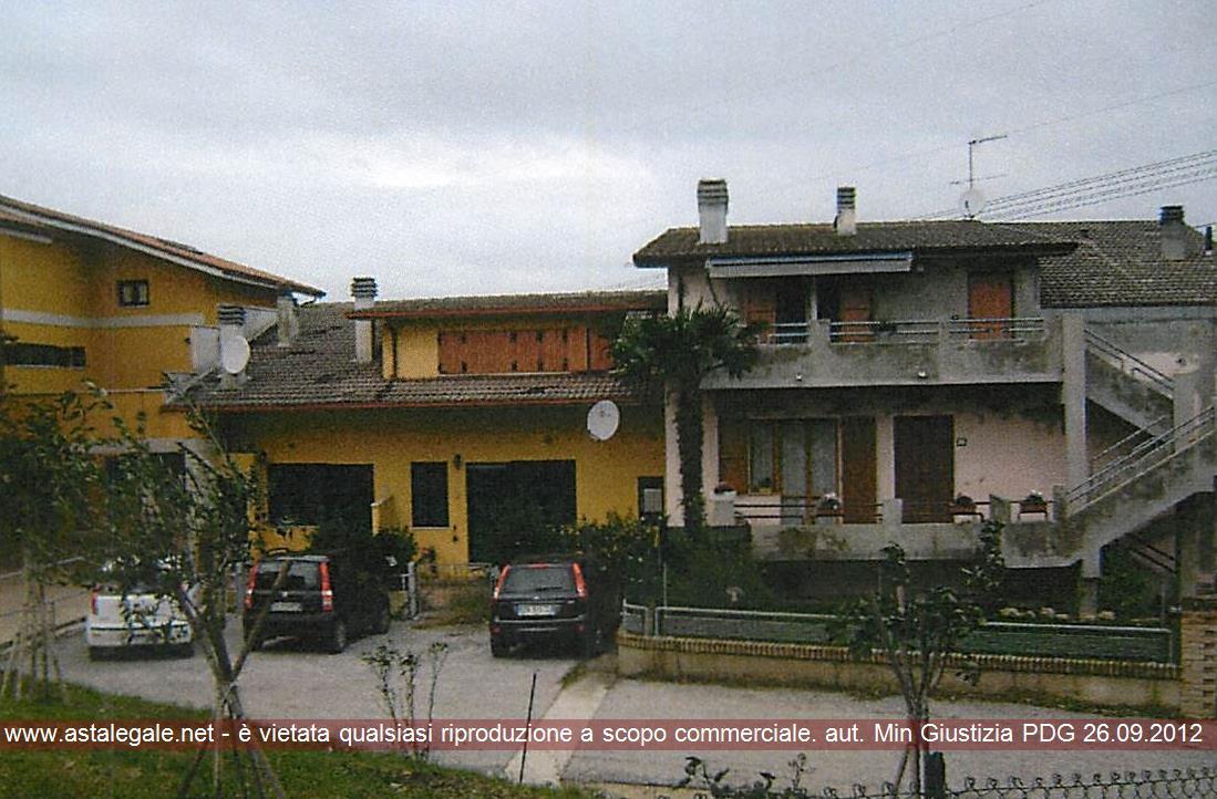 San Costanzo (PU) Frazione Cerasa - Str. S.Costanzo 37/A