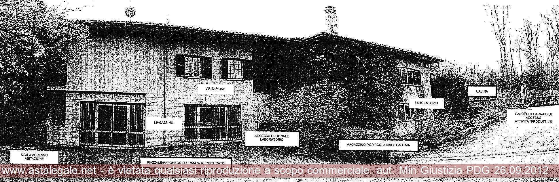Travedona-monate (VA) Via Ugo Foscolo 273