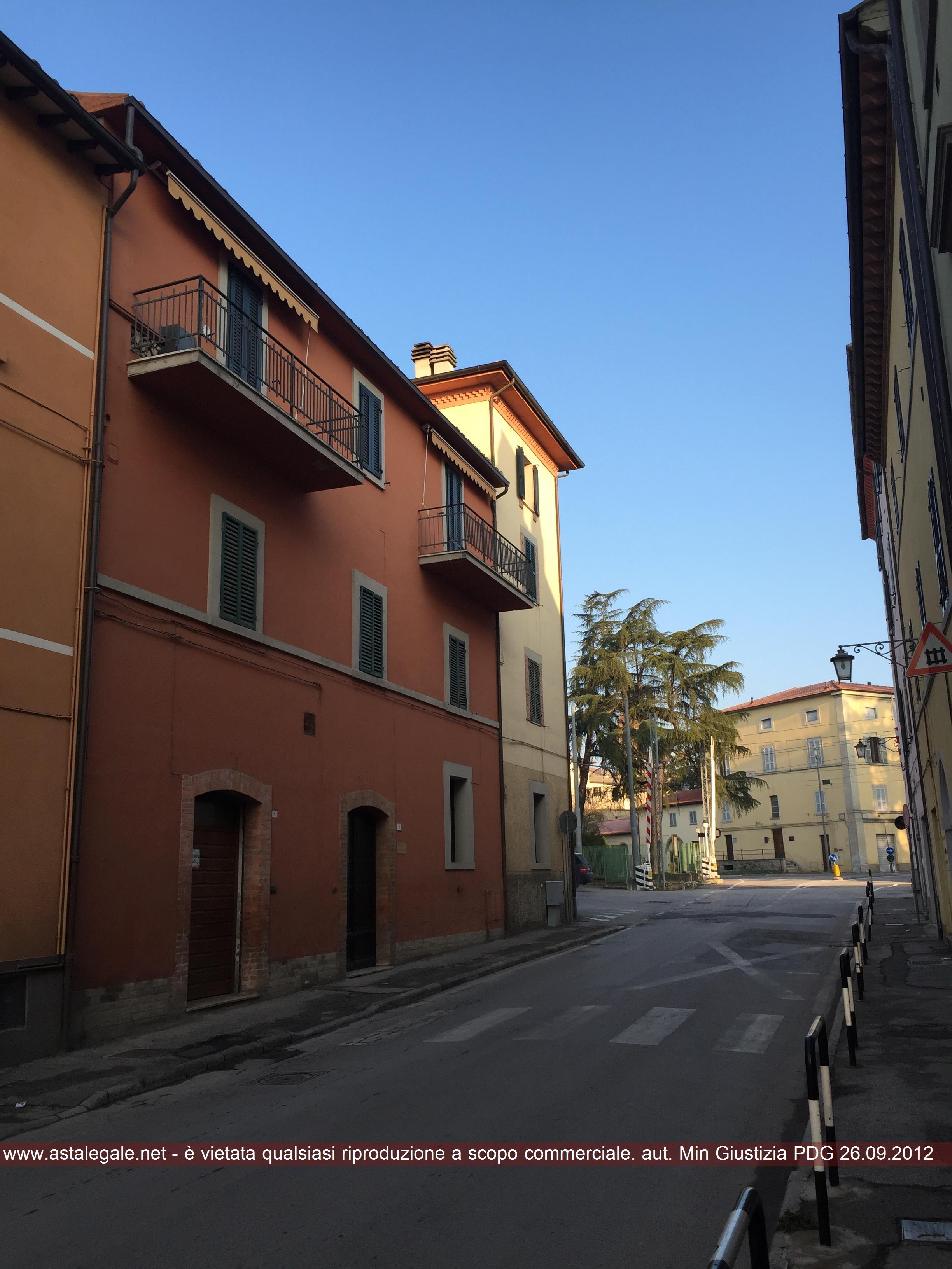 Umbertide (PG) Via Soli 36 e Via Spoletini, 4 4/36