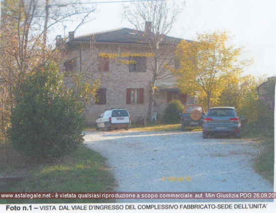 Urbino (PU) Localita' San Donato di Urbino snc