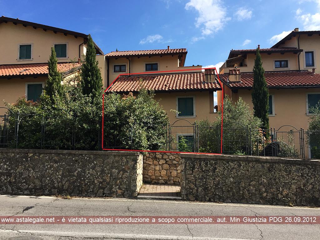 Cetona (SI) Via San Sebastiano  11