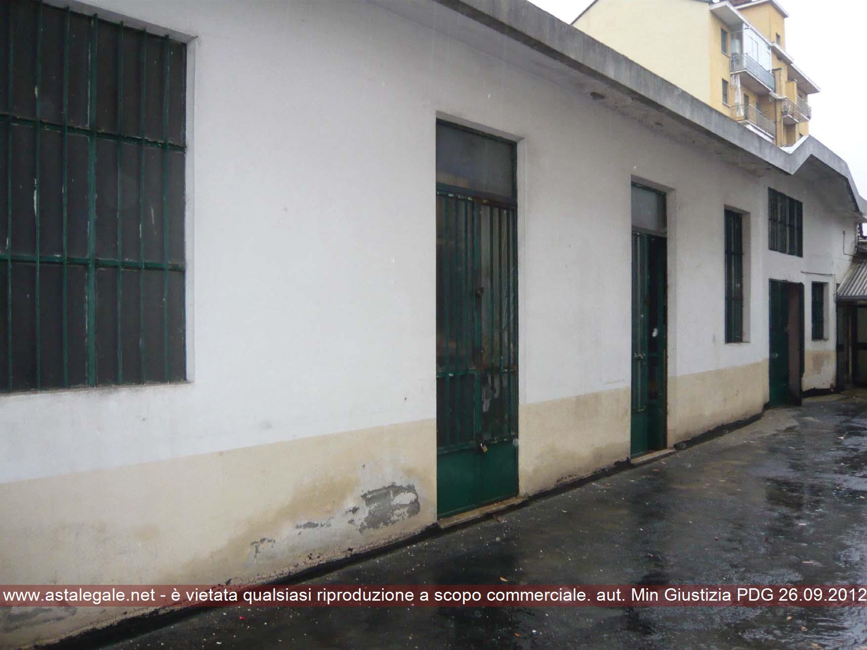 Torino (TO) Via PISACANE CARLO 31/16  e da Via Rismondo n. 34/D