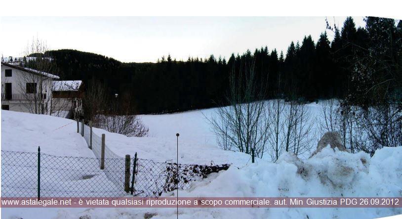 Roana (VI) Frazione Treschè Conca - Via Val Caena