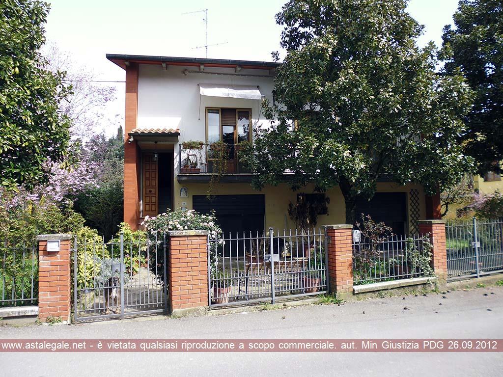 Bibbiena (AR) Via Via Molino Croce n. 8 - Bibbiena Stazione