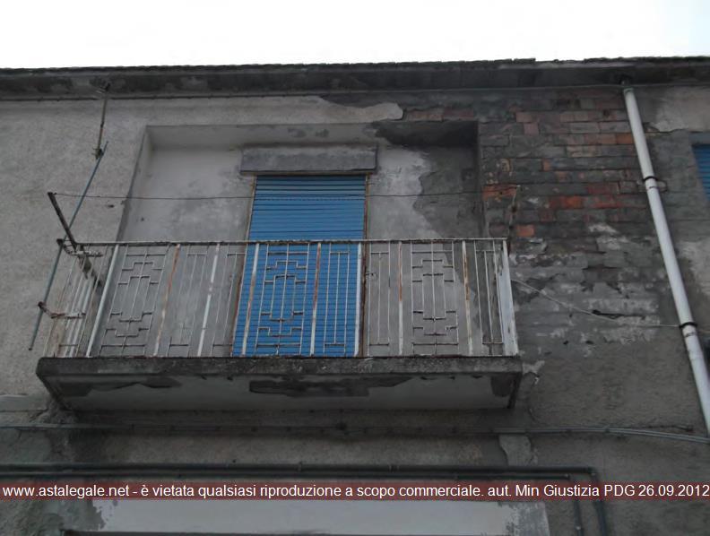 Santa Croce Di Magliano (CB) Via Principe di Piemonte 97