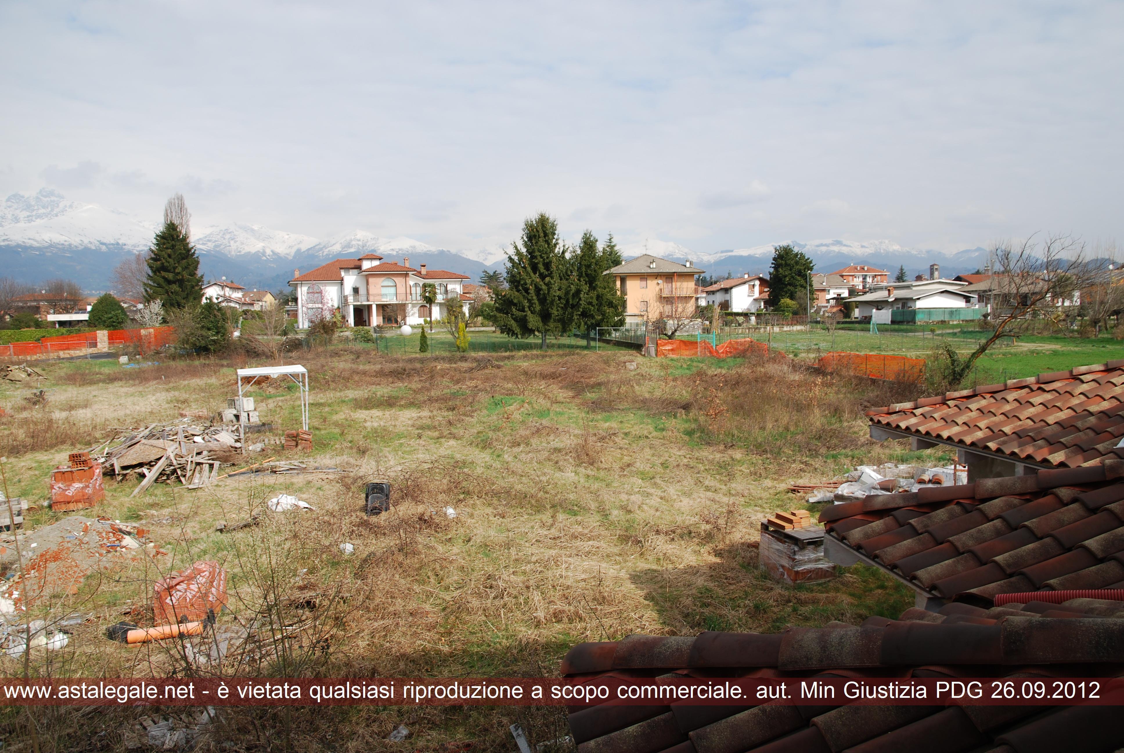 Ponderano (BI) Via Monte Rosa snc
