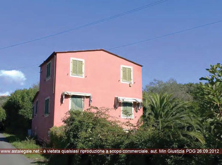 Arcola (SP) Localita' Boscalino - Via Groppino