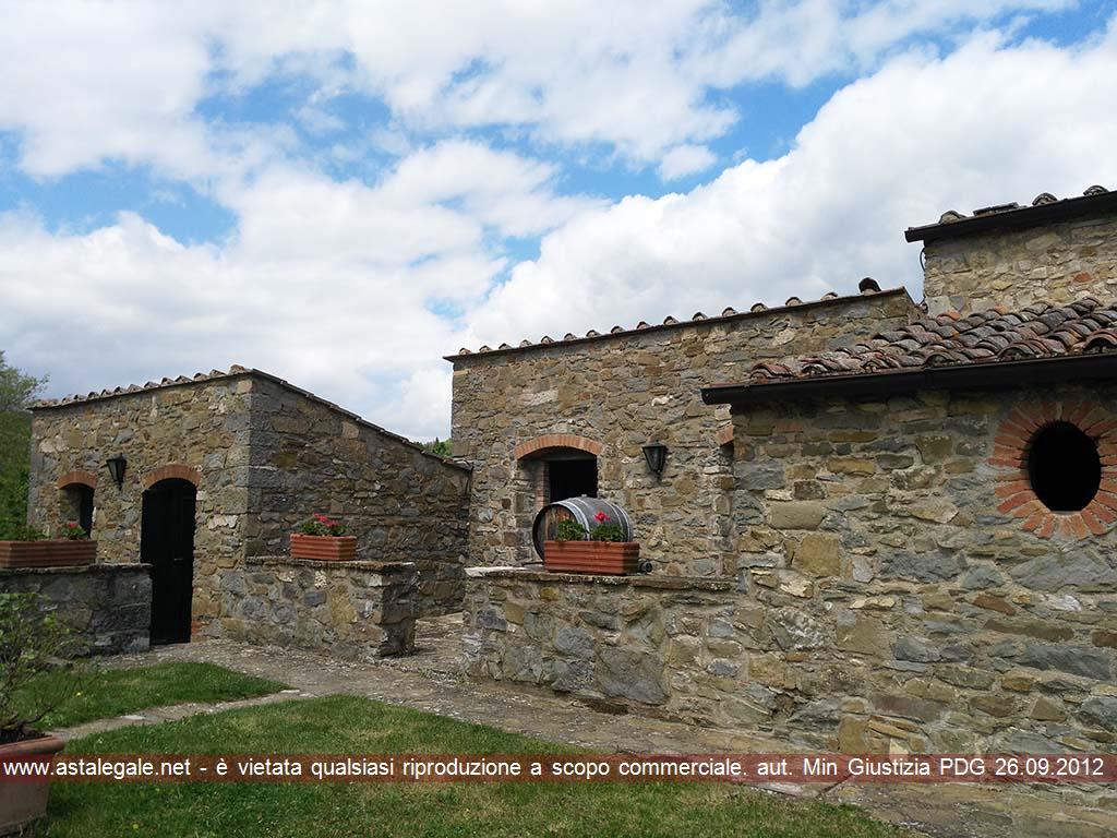 Castellina In Chianti (SI) Localita' Cerreto snc