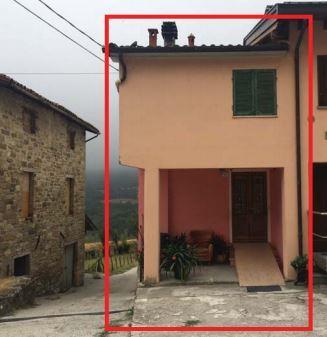 Corniglio (PR) Frazione Beduzzo, Via Bassa dei Magnani n. 24 (abitazione) e n. 26 (falegnameria)