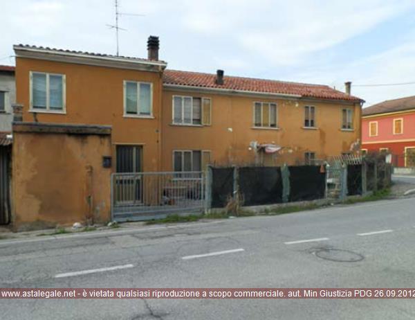 Casaleone (VR) Frazione Sustinenza, Via San Giacomo  2