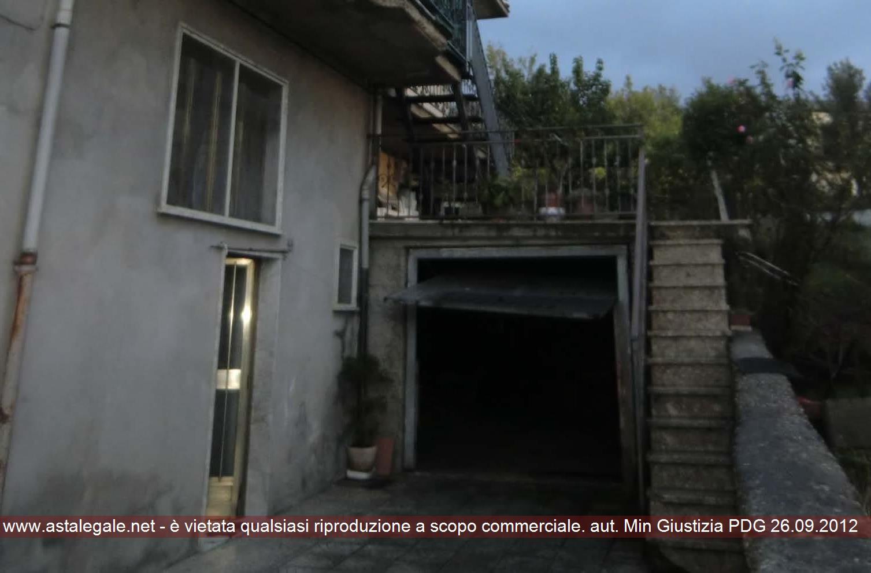 Sant'andrea Di Conza (AV) Via Lagarone