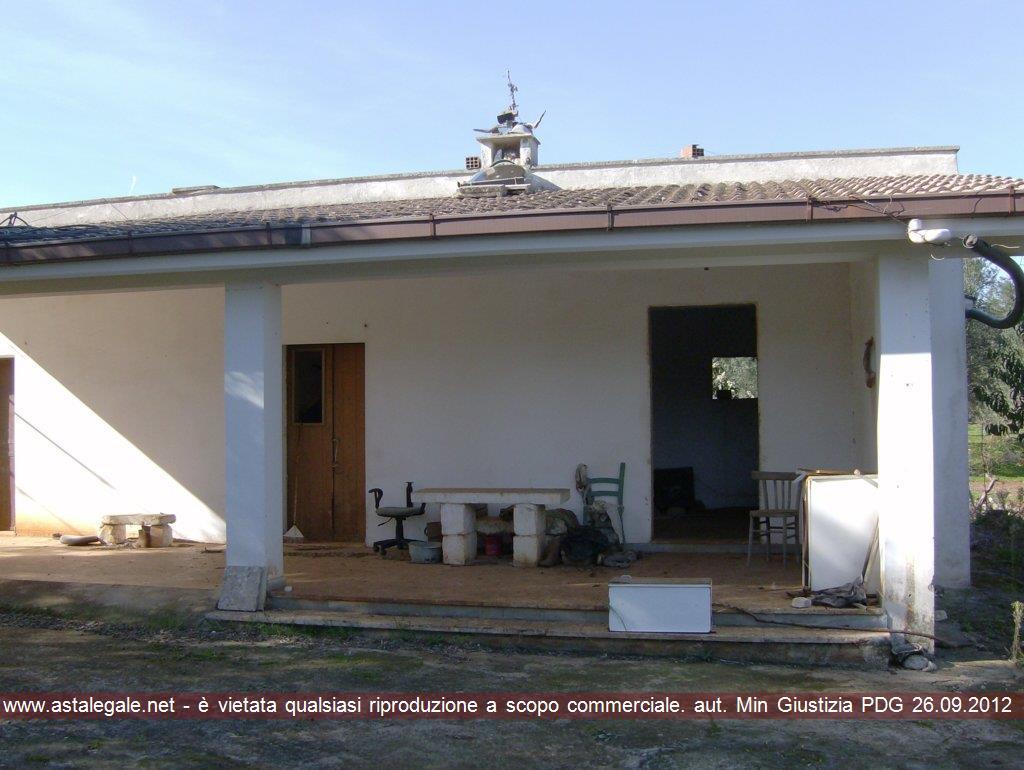 Carovigno (BR) Contrada PAGLIAMONTI  SNC