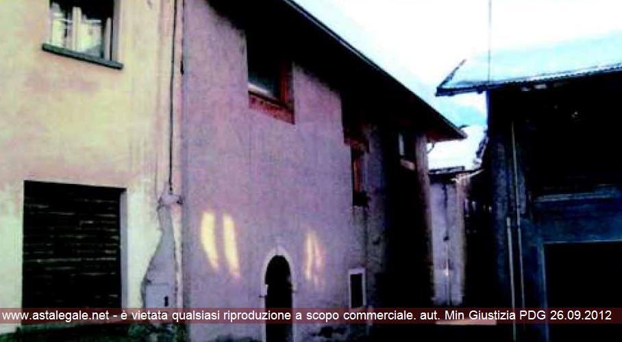 Ragoli (TN) nell'abitato di Favrio - via Marconi 39