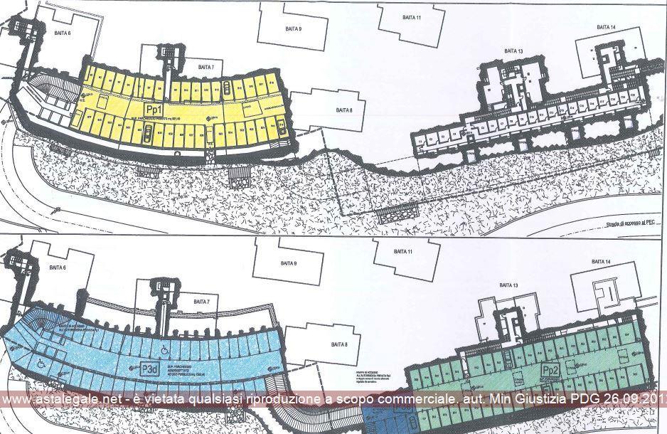 Bardonecchia (TO) Frazione Millaures – Borgata Cianfuran n. 15