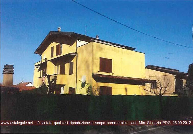 Giussago (PV) Frazione Baselica Bologna - Via Fratelli Rosselli 3/I