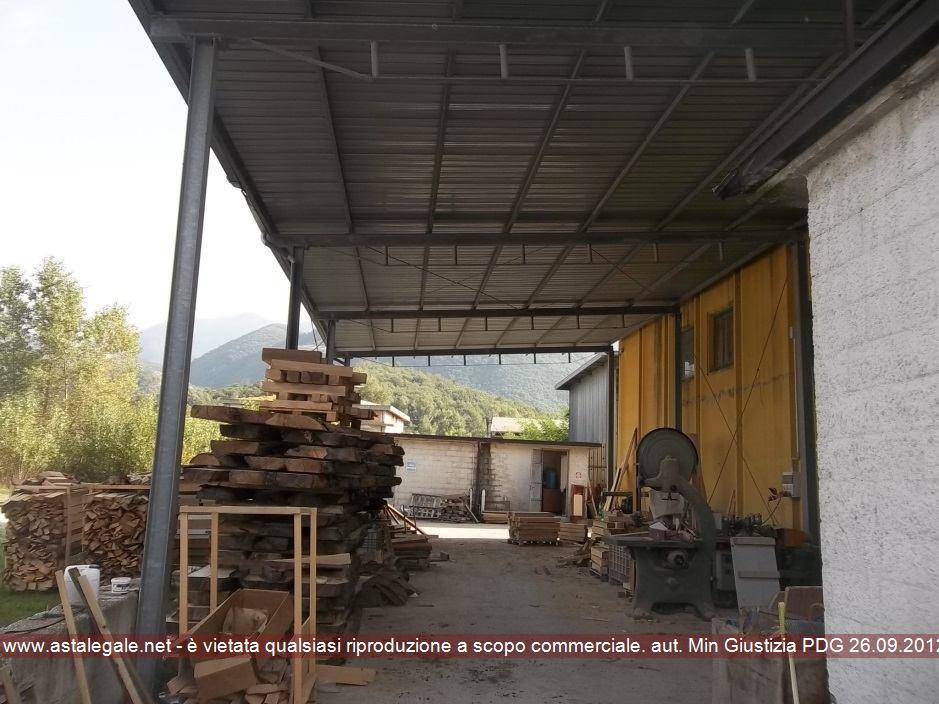 Cervinara (AV) Zona Industriale Valle Caudina