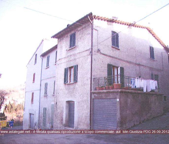 Costacciaro (PG) Via Col dei Canali 42 - 44