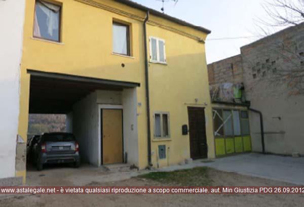 Zevio (VR) Frazione Perzacco, Via Corso 114