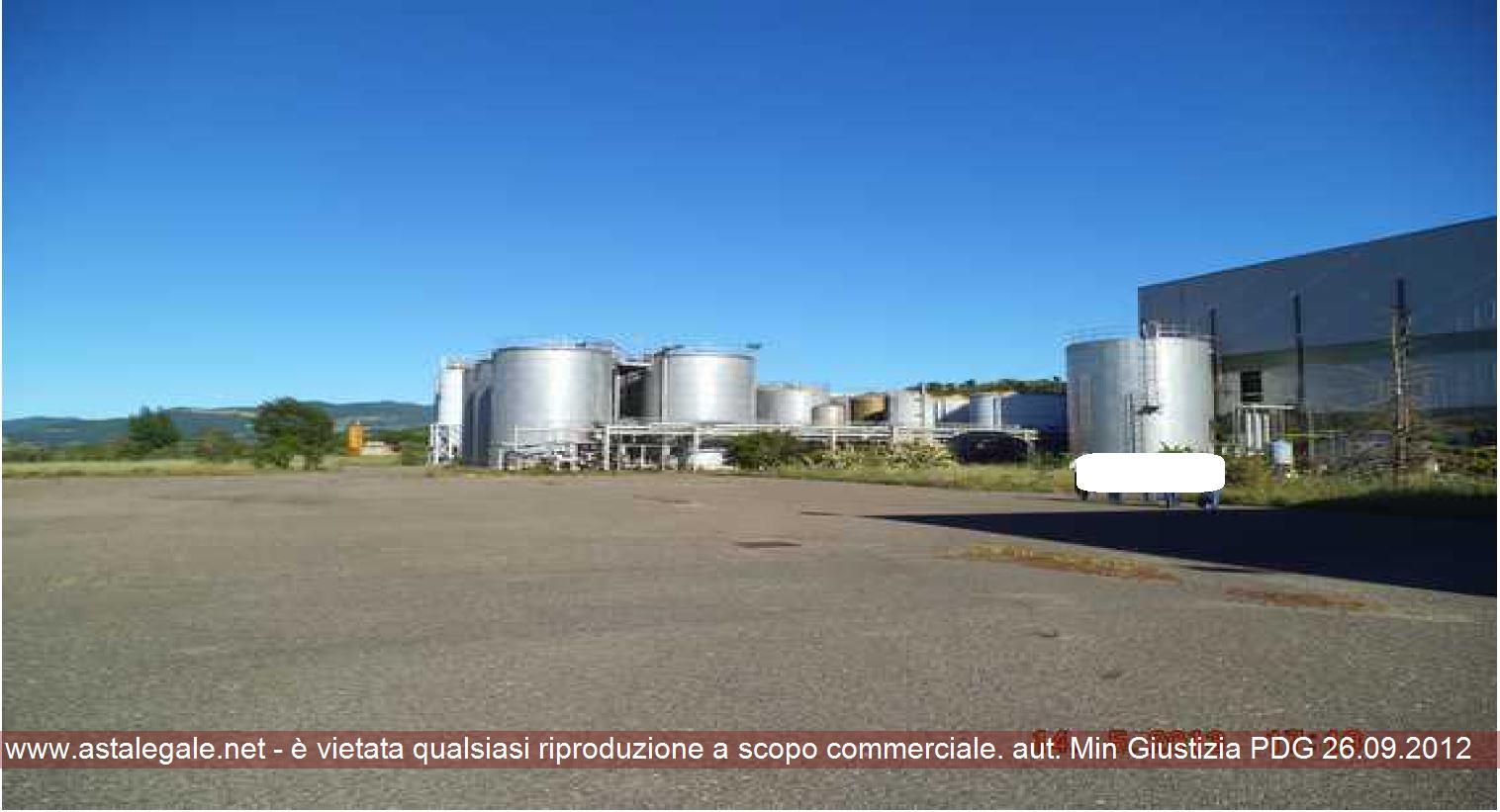 Calitri (AV) Area Industriale