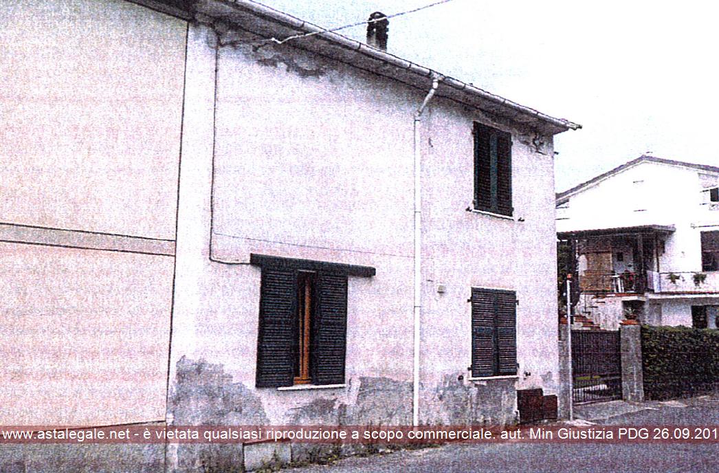 Castelnuovo Magra (SP) Via della Resistenza 86