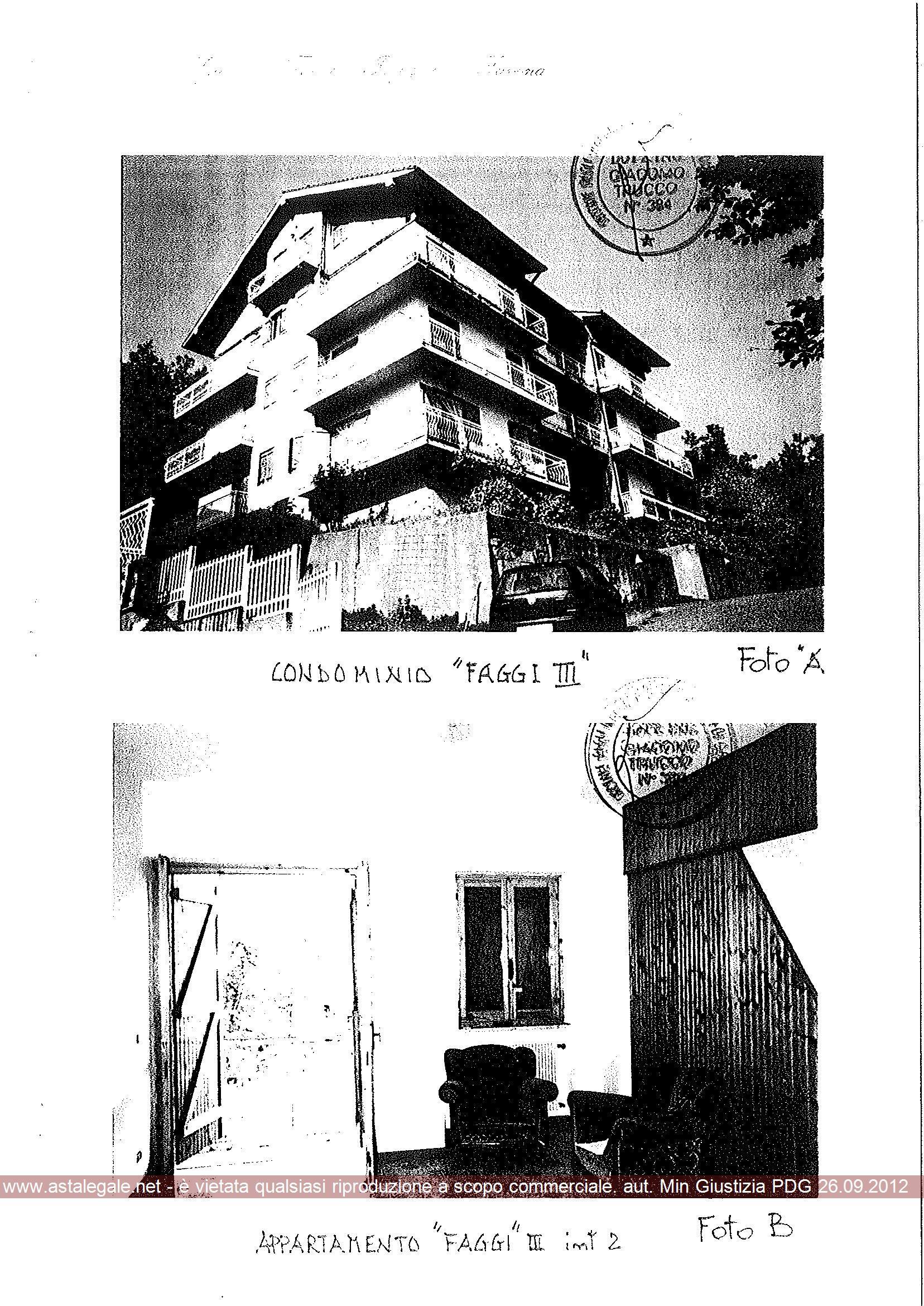 Urbe (SV) Via Savona  13