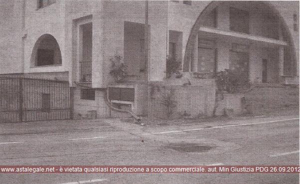 San Salvo (CH) Via Circonvallazione