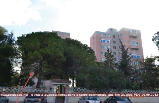 Brindisi (BR) Quartiere San Paolo - Piazza Righi  1