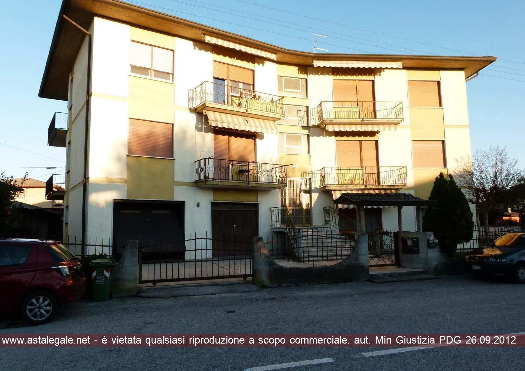 Caldogno (VI) Via G. Donizetti 37/1