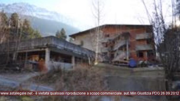 Courmayeur (AO) Viale Monte Bianco