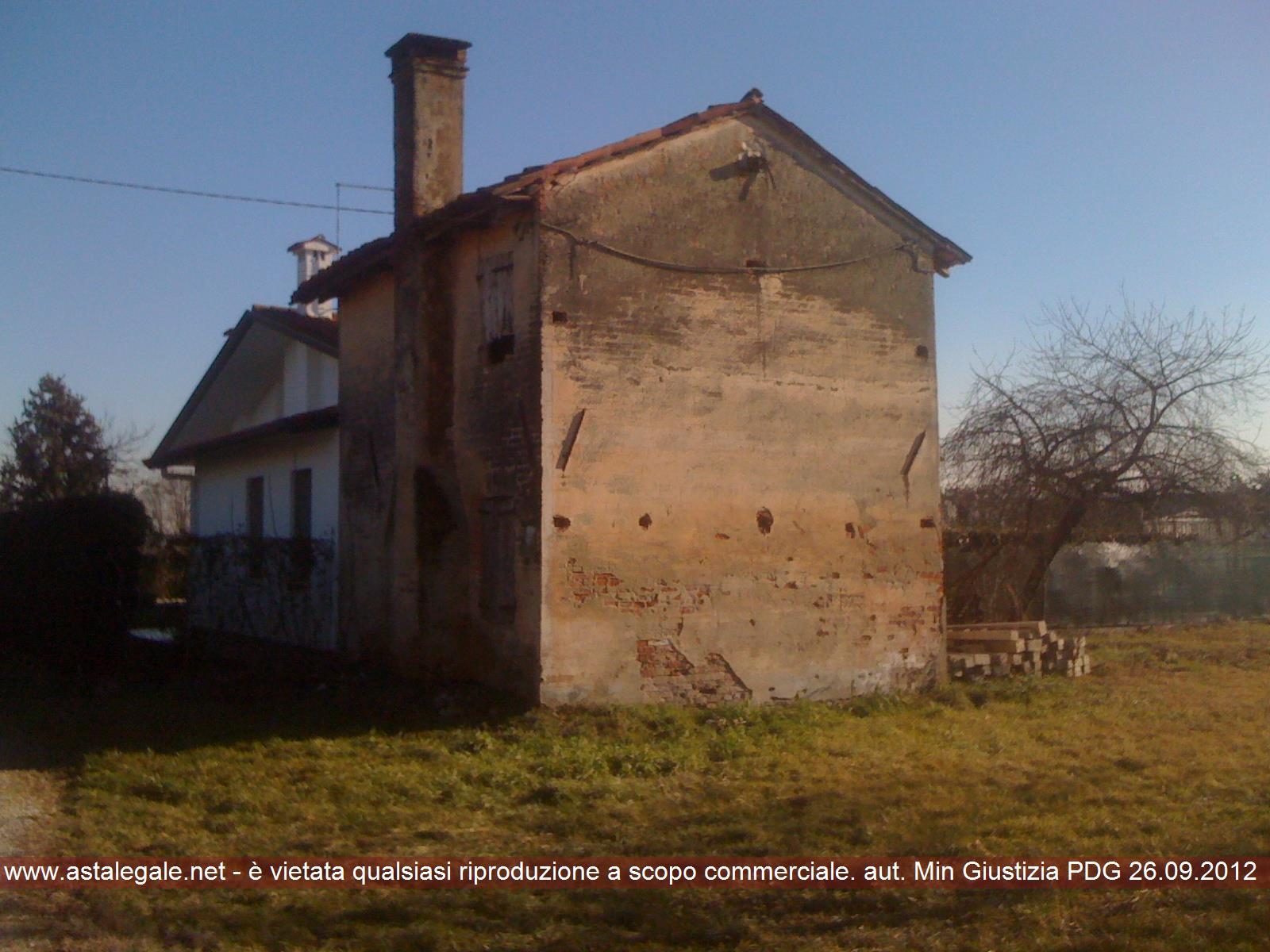 Santa Giustina In Colle (PD) Localita' Fratte, via Pio X 55