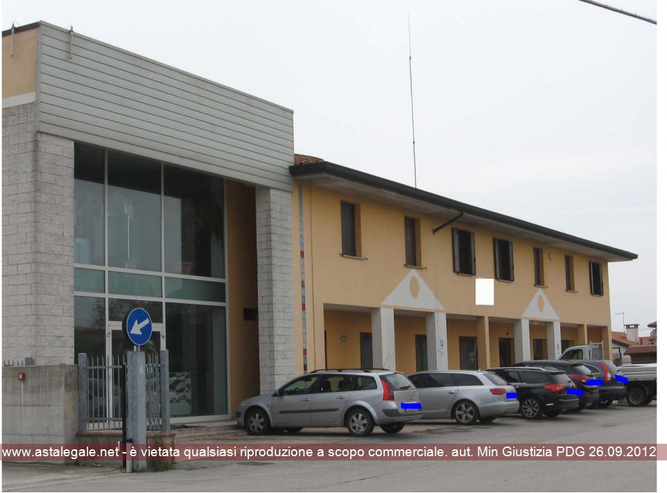Borgoricco (PD) Via Gaffarello 73