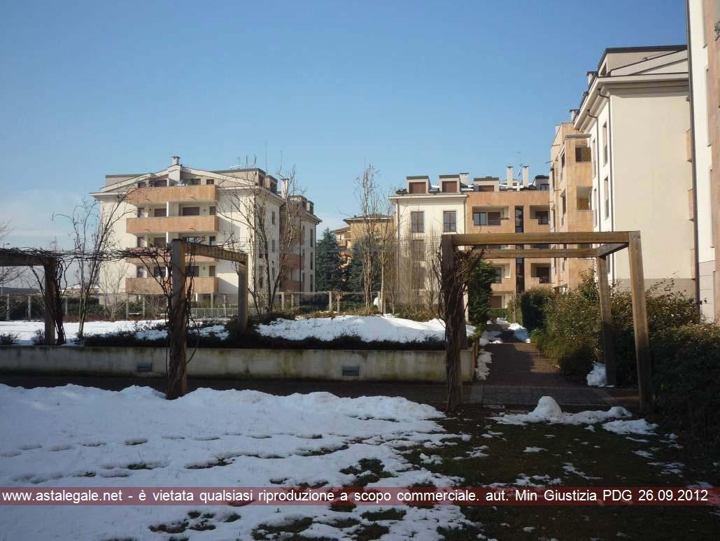 Cesano Maderno (MB) Frazione Cassina Savina nd