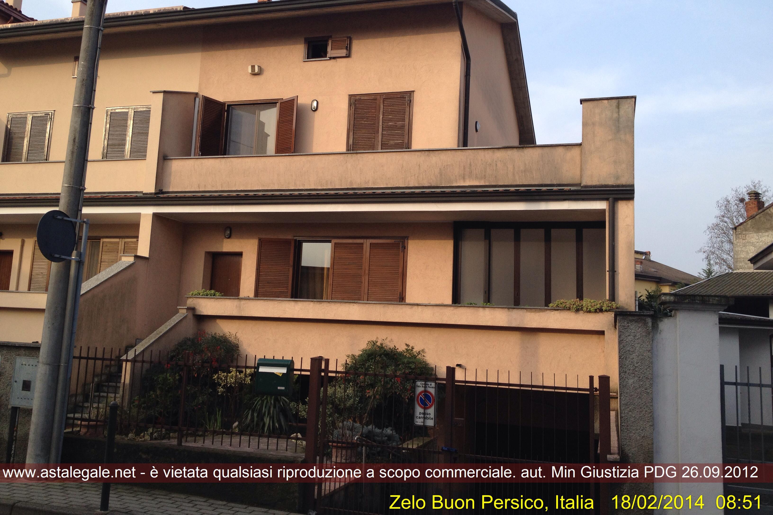 Zelo Buon Persico (LO) Via Manzoni 3/C