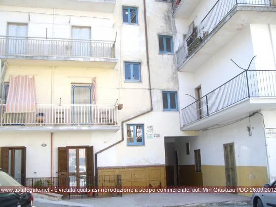 Vico Del Gargano (FG) Via Trappitello, 66 - angolo Via Marinelli
