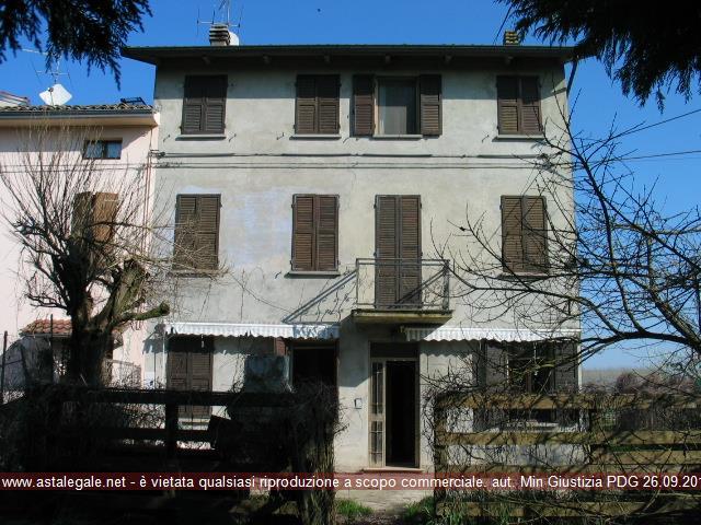 Mezzani (PR) Frazione Mezzano Inferiore, Via Bocca d'Enza 48