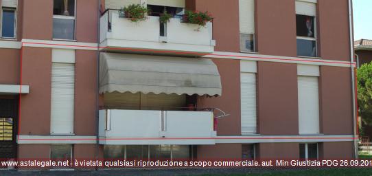 Bassano Del Grappa (VI) Quartiere Rondò Brenta, Via Romagna 16