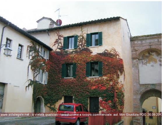 Umbertide (PG) Piazza San Francesco 11-12