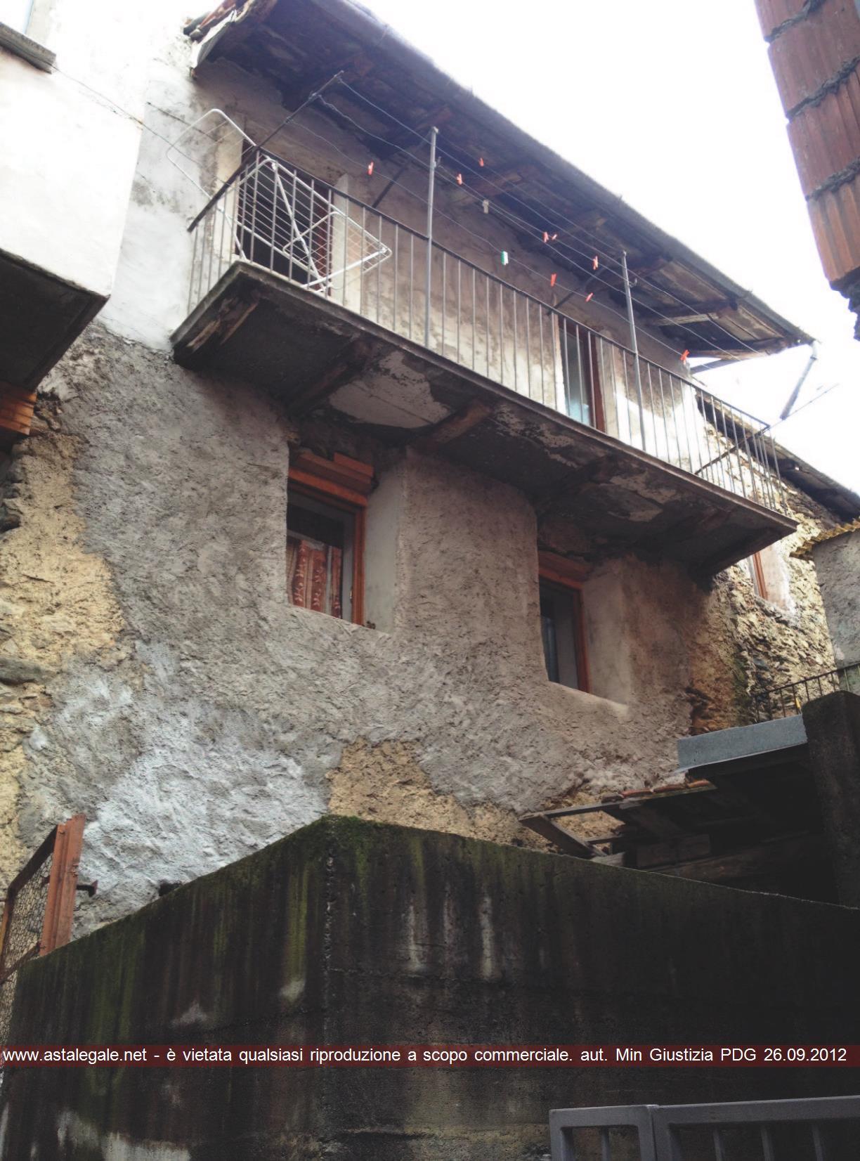 Garzeno (CO) Via Fontana, 11 (ex Via Siresio)