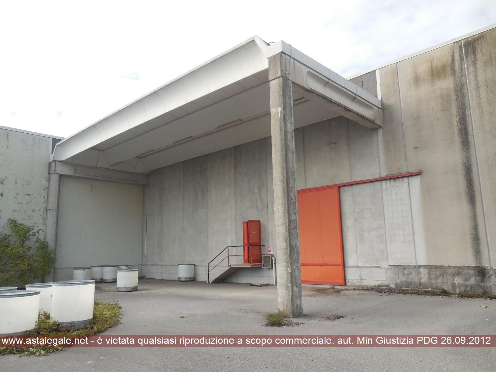 Romans D'isonzo (GO) Zona Artigianale, Via del Bosc 12 e 12/a
