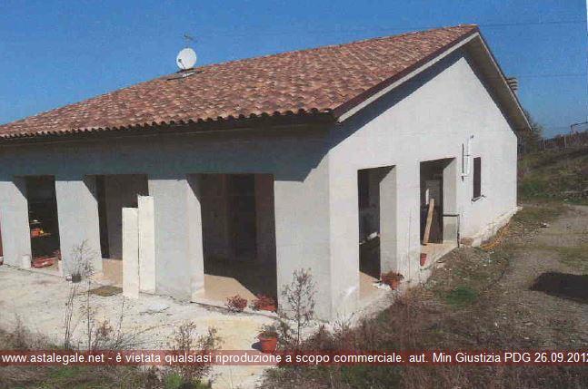 Soriano Nel Cimino (VT) Localita' Fornacchia 1