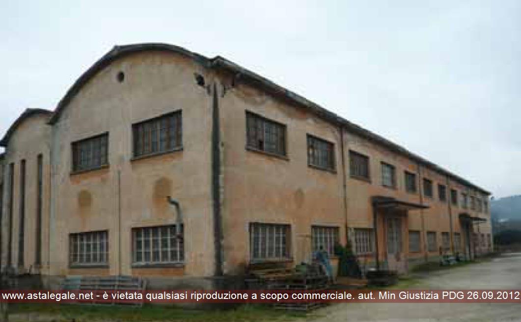 Fratta Todina (PG) Via della Stazione